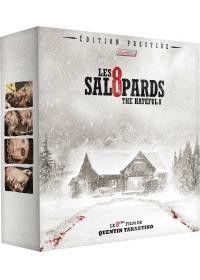 Les 8 Salopards, de Quentin Tarantino, édition prestige. M6 Vidéo #Tarantino