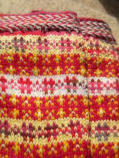 Ravelry: Fair Isle Stash Socks pattern by Susi Ferguson Sock Yarn, Slip Stitch, Ravelry, Stitch Patterns, Socks, Blanket, Knitting, Crochet, Tricot