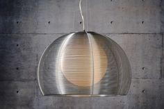 Newport - stropní osvětlení, 60W, E27 (stříbrná)