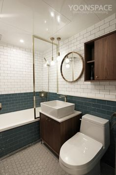 Washroom, Corner Bathtub, Toilet, Sweet Home, Interior Design, Architecture, House, Furniture, Home Decor