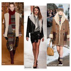 Tendances hiver 2014 2015 : peaux lainées