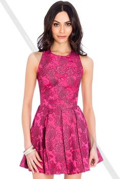 http://www.fashions-first.com/women/dresses/floral-jacquard-cut-out-back-mini-dress-k1710-3.html New Year Collection From Fashions-First. Fashions-First one of the famous online wholesaler of fashion cloths, urban cloths, accessories, men's fashion cloths, bag's, shoes, jewellery. Products are regularly updated. So please visit and get the product you like. #Fashion #christmas #Women #dress #top #jeans #leggings #jacket #cardigan #sweater #summer #autumn #pullover