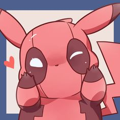 [Pokemon Daliy] Deadpool Pikachu! | Evergiftz