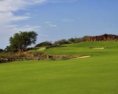 Manele Golf Course - Hole 2