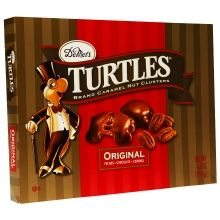 Turtles Original Chocolate Covered Nut Clusters Caramel, Premium Pecans Covered in Milk Chocolate Snickers Almond, Kids Toy Sale, Nursery Night Light, Turtle Gifts, Pecan Nuts, Caramel Pecan, Candy Shop, Activity Games, Puzzle Art