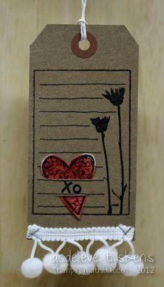 StampingMathilda: Last Minute Valentine's Tag