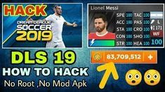 How To Hack Dream League Soccer 2019 Unlimited Coins No Mod Apk No Root Soccer Drills For Kids Soccer League