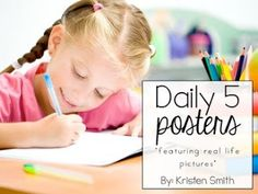 https://www.teacherspayteachers.com/Product/Daily-5-Posters-featuring-real-life-pictures-1267307