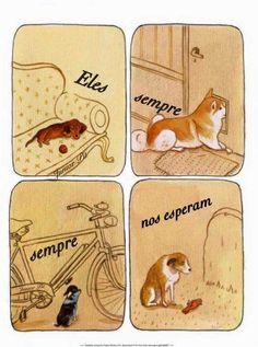 SEMPRE!SEMPRE! <3 <3 <3 #petmeupet #cachorro #filhode4patas #maedepet #maedecachorro #paidecachorro #amoanimais Animals And Pets, Baby Animals, Cute Animals, Love Pet, I Love Dogs, Animal Jam, Sad Art, Friends Forever, Cute Wallpapers