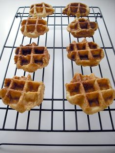YES, the waffles from Tongeren!!  I cannot wait to make these!! :D