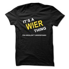 Awesome Tee Its A Wier Thing T-Shirts