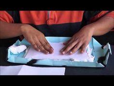 crema de afeitar y acrílicos -tutorial13umm - YouTube