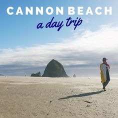 Travelling to Portland, Oregon? If you have time add in a day trip to your itinerary to go to Cannon Beach on the Oregon Coast.