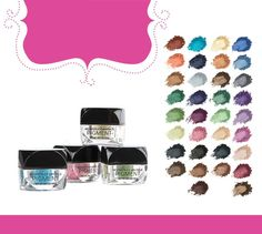 Flash sale loose eye pigments