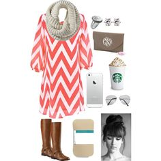 """Dressy Fall Day"" by wsmith2754 on Polyvore"
