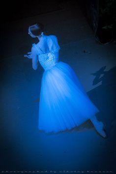 """Polina Semionova, """"Giselle"""", Mikhailovsky Ballet (September 2014) - Photographer Nikolay Krusser"""