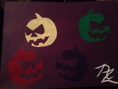 Scary Pumpkins!