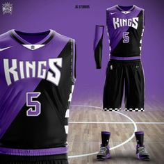 e6baeeb8a Take a look at this awesome basketball uniform concept. Design by   josegdesign using our