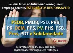 Os coveiros do trabalho decente no Brasil de 2015.