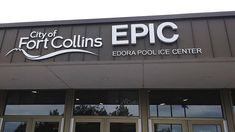 Edora Pool Ice Center in Fort Collins Going Green Epic Pools, Fort Collins, Go Green, Ice, Ice Cream
