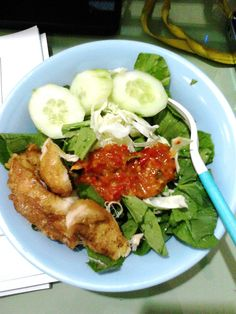Chicken Salad.. easy way to be healthy