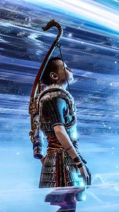 Loki, Thor, Ps4, Playstation, Videogames, Magic Spell Book, War Tattoo, Kratos God Of War, Games