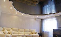красивый натяжной потолок - Поиск в Google