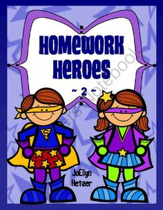 Homework Help Heroes - We need help.