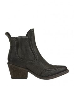 Chelsea boot - super soft Italian leather - cuban heel - 270 dollars