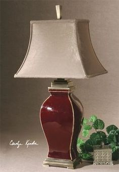 Arteriors Etched Brass Male Form Table Lamp Arteriors