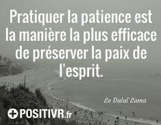 Patience Citation, Plus Belle Citation, Philippe, Peace And Love, Words, Images, Dire, Comme, Motivation