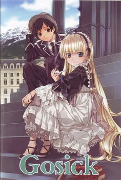 gosick, victorique, and anime image