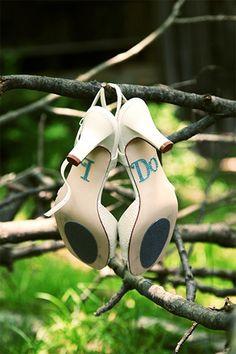 COLOR #WEDDING #SHOES