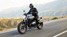 BMWs new R NineT Scrambler! Can't wait to see more