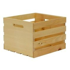 & Pallet Crates and Pallet in. Medium Wood - Crates & Pallet Crates and Pallet in. Medium Wood -Crates & Pallet Crates and Pallet in. Medium Wood - Crates & Pallet Crates and Pallet in. Wooden Crates With Handles, Small Wooden Crates, Wooden Diy, Small Bookshelf, Crate Bookshelf, Pallet Crates, Old Pallets, Pallet Wood, Vertical Storage