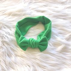 Girl Headwrap: Green! (baby headwrap, baby headband, baby girl headband, newborn headwrap, toddler headband)m, christmas outfit) by LovefulBeings on Etsy https://www.etsy.com/listing/251502125/girl-headwrap-green-baby-headwrap-baby
