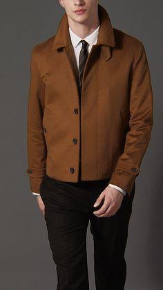 Cashmere Harrington Jacket | Burberry