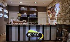 Fast food bar design