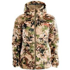 Sitka Gear Women's Kelvin WS Hoody, Open Country, Extra Small - for sale online Sitka Gear, Hunting Camo, Camping Outfits, Camping Gear, Jackets For Women, Clothes For Women, Hunting Clothes, Go Shopping