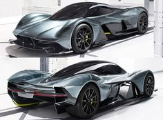 Aston Martin-Red Bull AM-RB 001 Concept