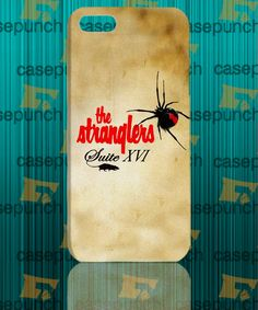 Mz1-the Stranglers Rattus For Iphone 6 6 Plus 5 5s Galaxy S5 S5 Mini S4 & Other Smartphone Hard Back Case Cover