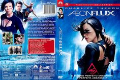 Angel Movies & Games Covers: Æon Flux