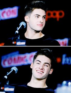 Cody Christian at NYCC 2015