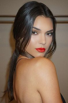 Want to know why Kendall Jenner's skin always looks *so* radiant?