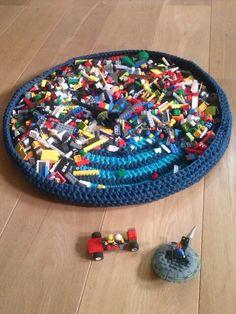 Legomand gehaakt 2013