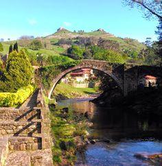 Cantabria con niños: Liérganes #viajes #niños