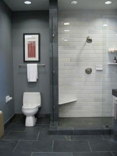 Bath tub wall tile options: Glass, Ceramic or Subway ~ http://walkinshowers.org/best-shower-faucet-reviews.html