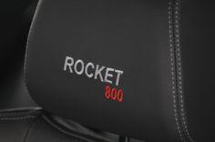 BRABUS interior design Rocket 800