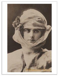 Cleo de Merode 1908