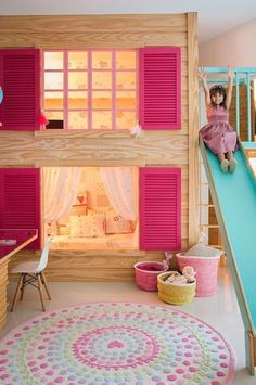 Kids Room Interior Design-It Is Important To Consider These When Creating Rooms For Your Child In Your Home 2019 - Page 26 of 31 Kinderzimmer Interior